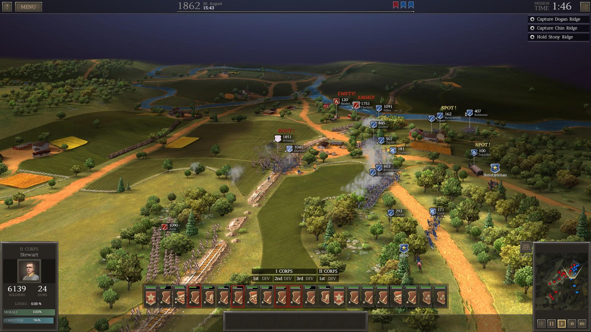 Ultimate General: Civil War – je čas změnit dějiny 147895