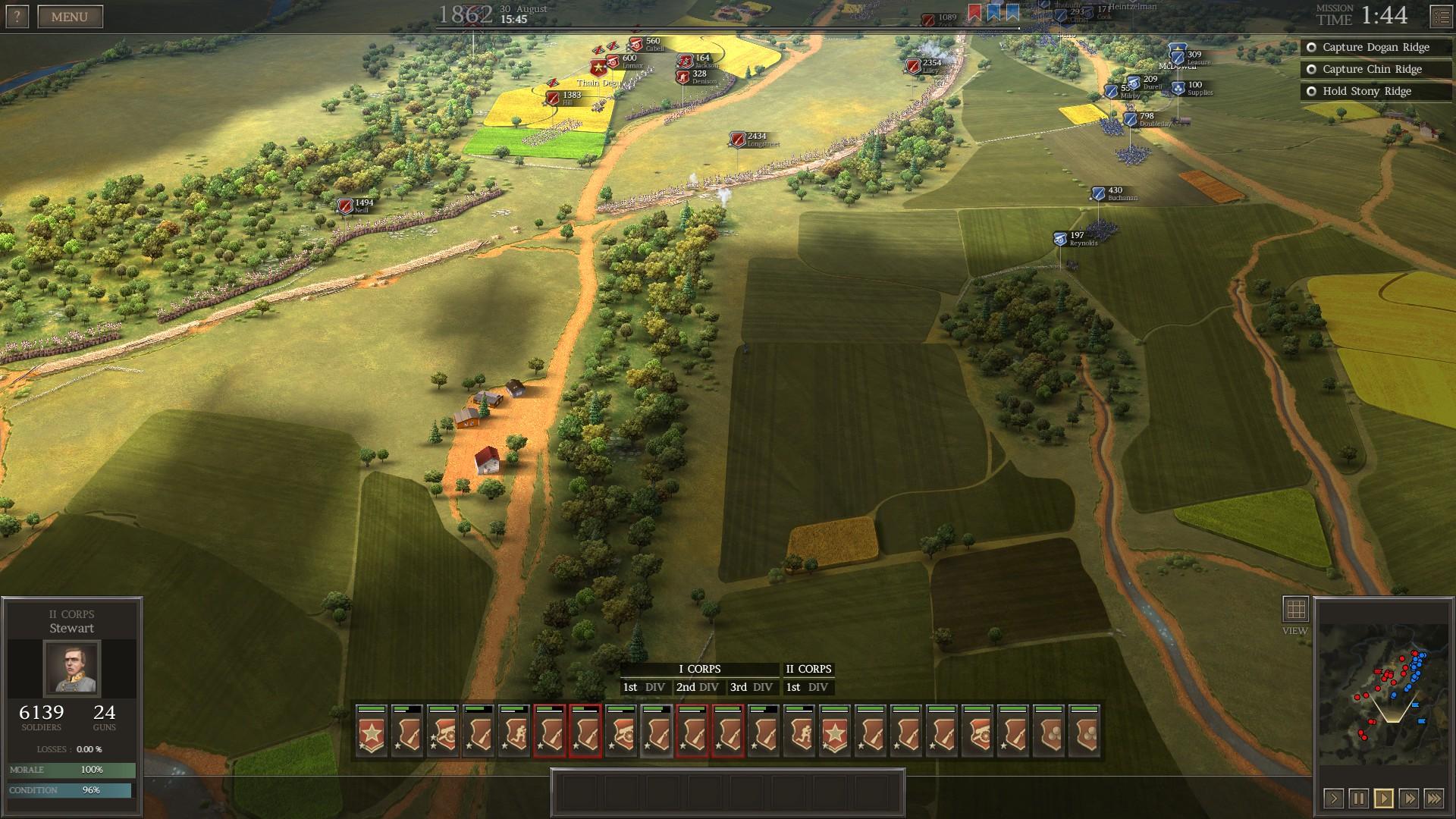 Ultimate General: Civil War – je čas změnit dějiny 147896