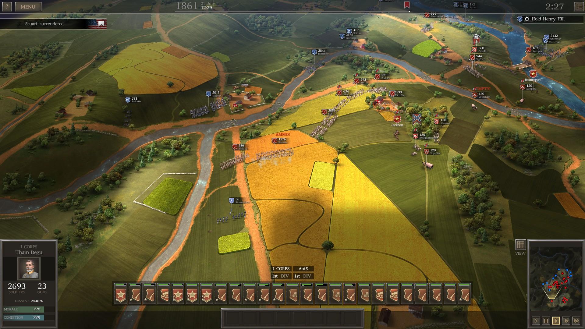 Ultimate General: Civil War – je čas změnit dějiny 147897