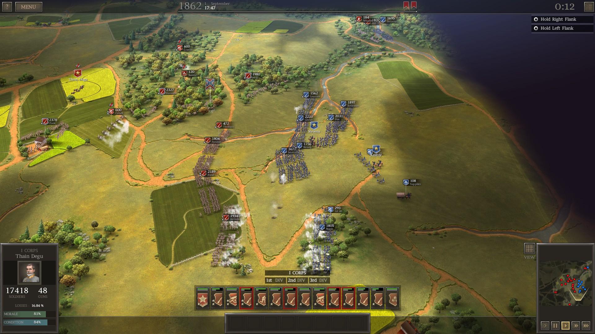 Ultimate General: Civil War – je čas změnit dějiny 147899