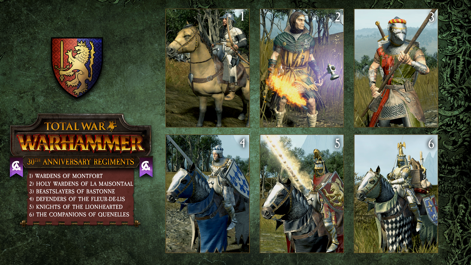 Hráči Total War: Warhammeru dostanou 30 jednotek 147902