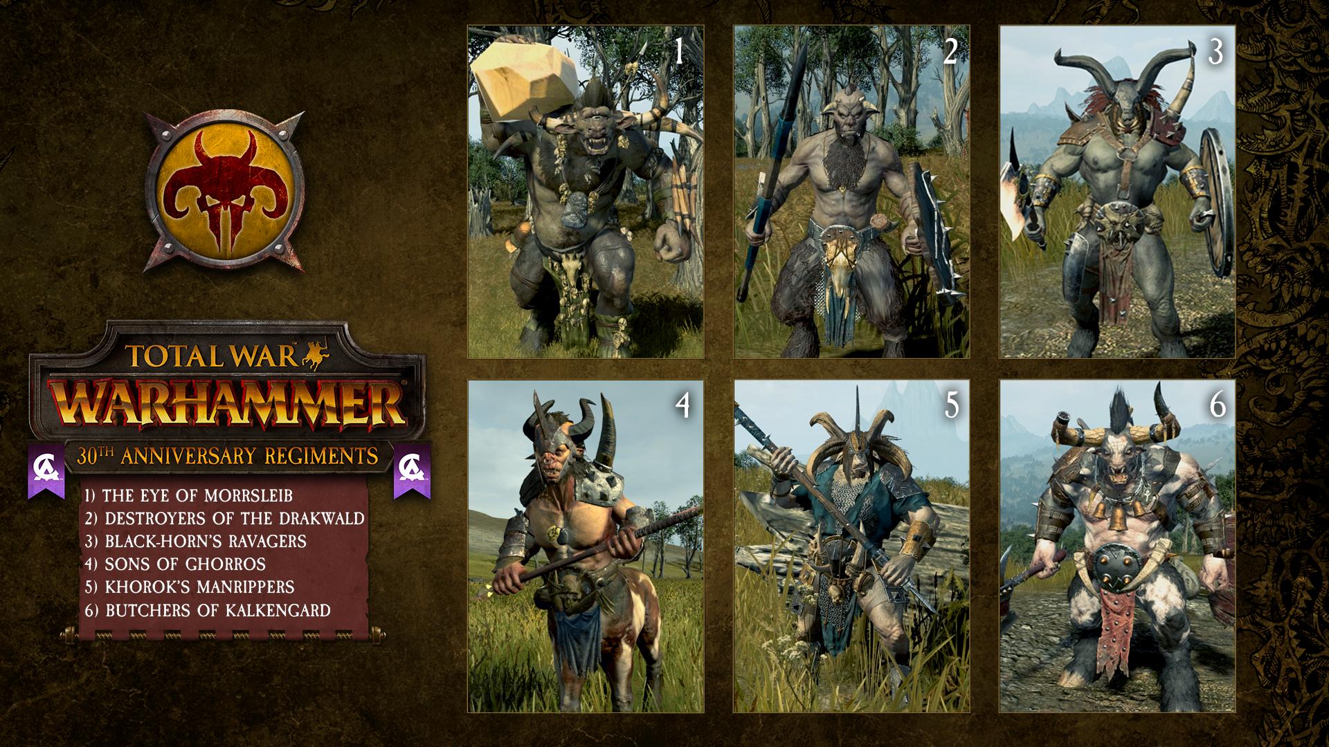 Hráči Total War: Warhammeru dostanou 30 jednotek 147903