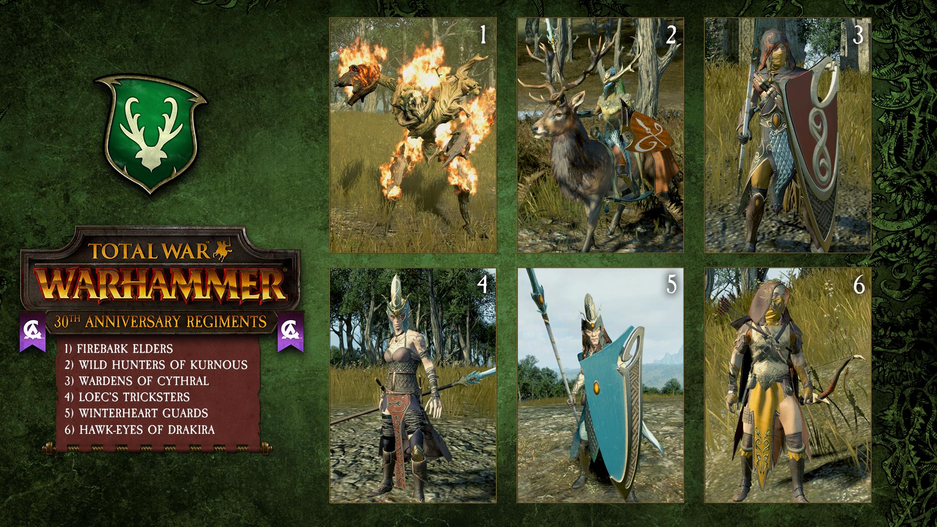 Hráči Total War: Warhammeru dostanou 30 jednotek 147906