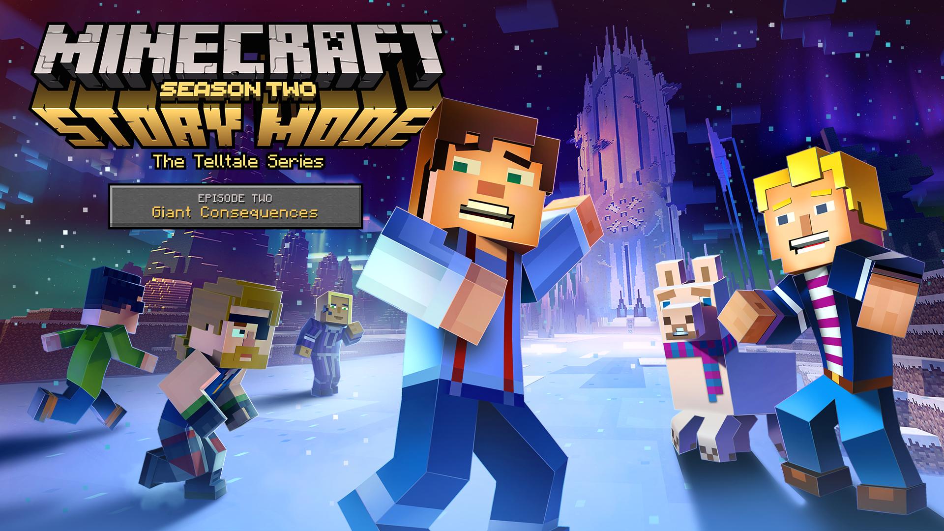 Minecraft: Story Mode vyjde 25. srpna i na Switch 147929