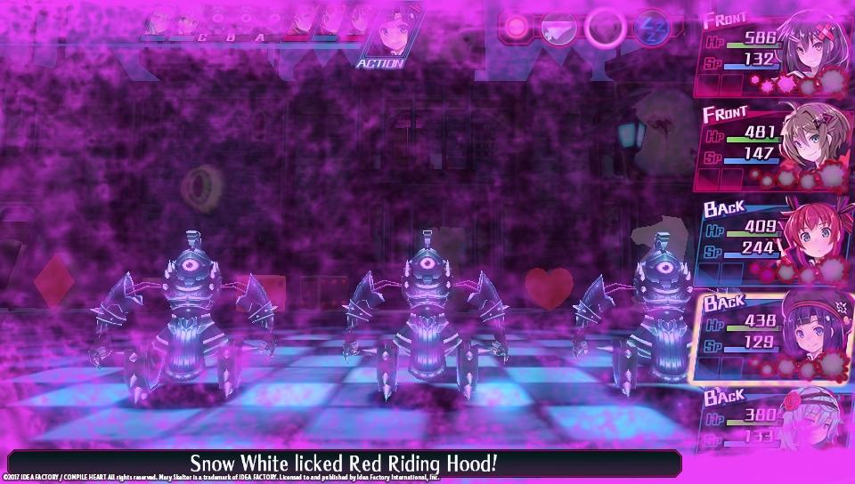 PS Vita RPG Mary Skelter: Nightmares v obchodech už po prázdninách 147945