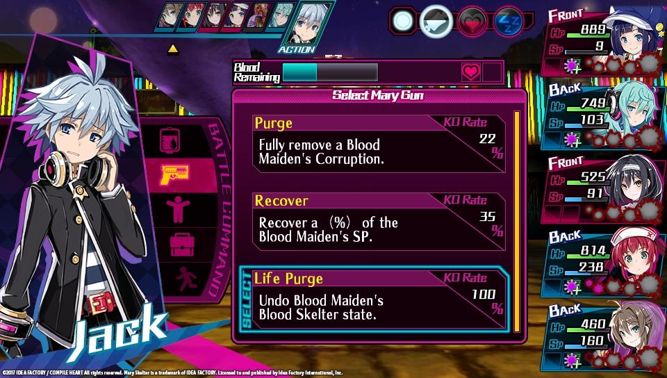 PS Vita RPG Mary Skelter: Nightmares v obchodech už po prázdninách 147946