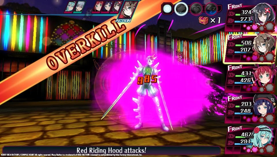 PS Vita RPG Mary Skelter: Nightmares v obchodech už po prázdninách 147948