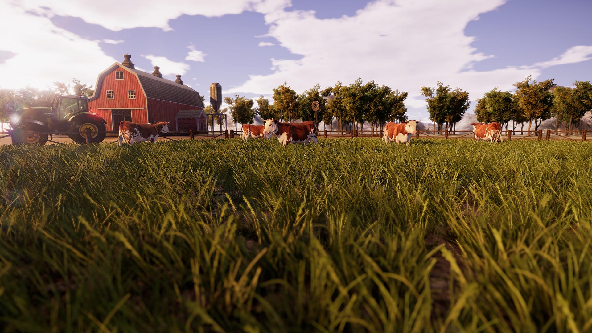 Real Farm Sim chce být nejlepším zemědělským simulátorem 147964