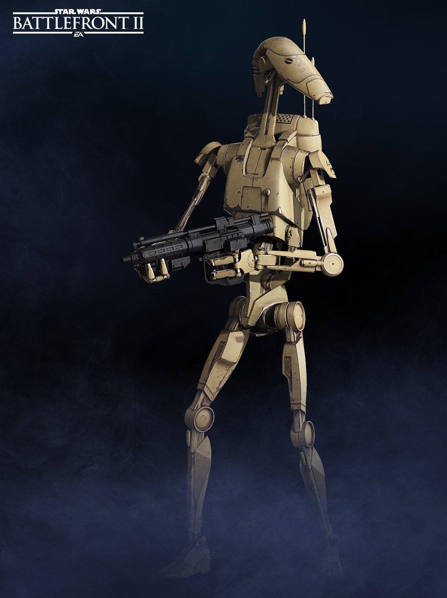 Bližší pohled na různé jednotky Star Wars: Battlefrontu 2 147971