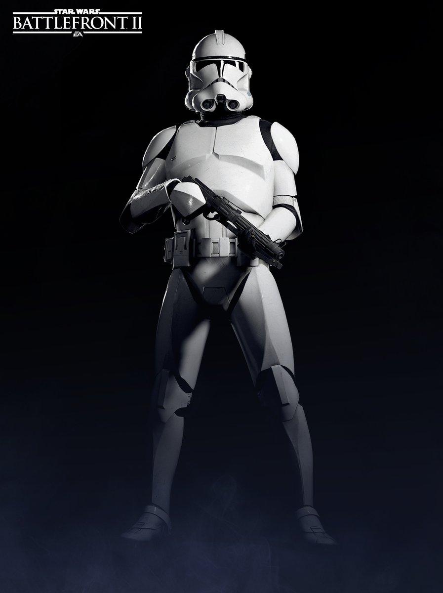 Bližší pohled na různé jednotky Star Wars: Battlefrontu 2 147972
