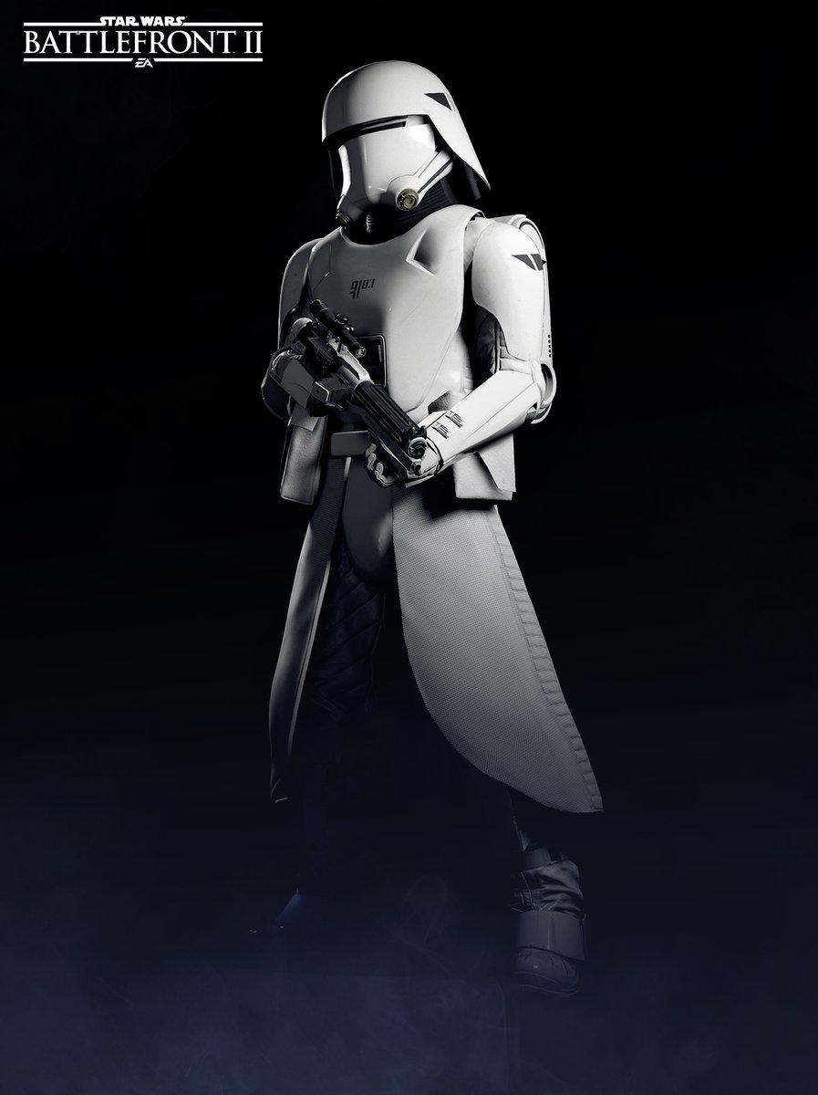 Bližší pohled na různé jednotky Star Wars: Battlefrontu 2 147973