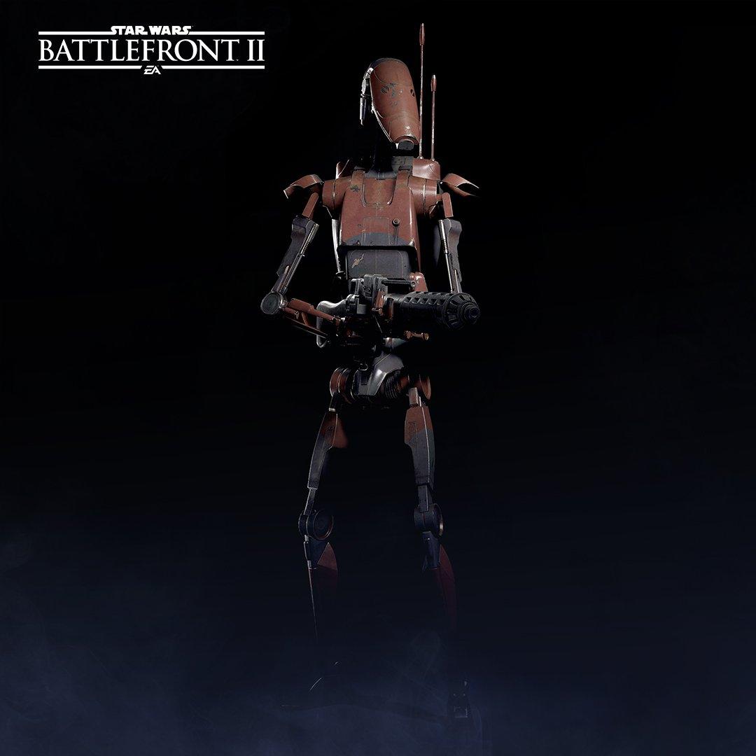 Bližší pohled na různé jednotky Star Wars: Battlefrontu 2 147974