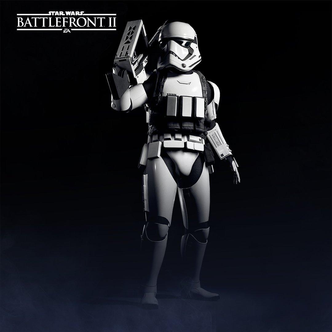 Bližší pohled na různé jednotky Star Wars: Battlefrontu 2 147975