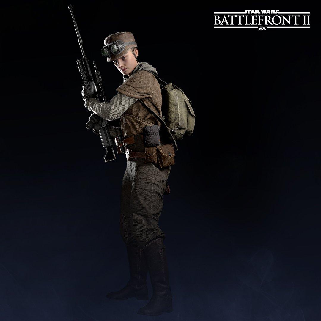 Bližší pohled na různé jednotky Star Wars: Battlefrontu 2 148002