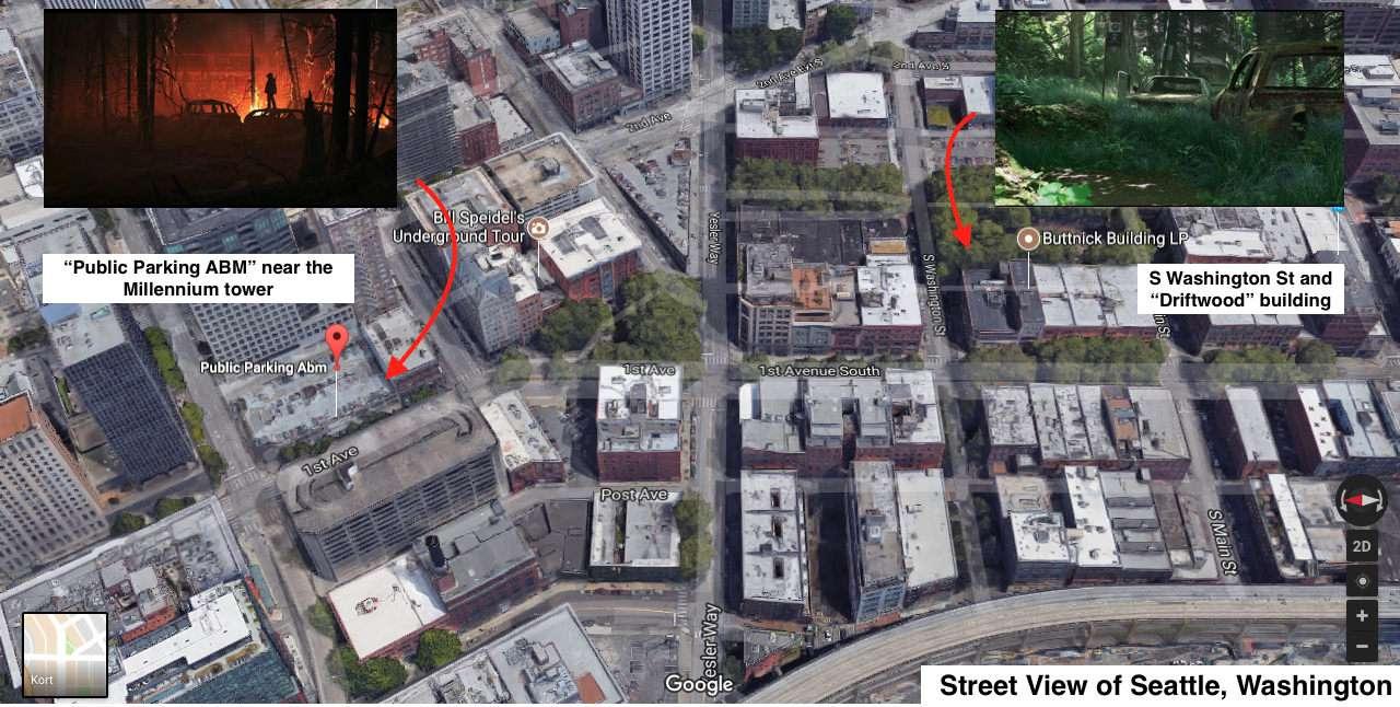 Dvojka The Last of Us nás má zavést do Seattlu 148008