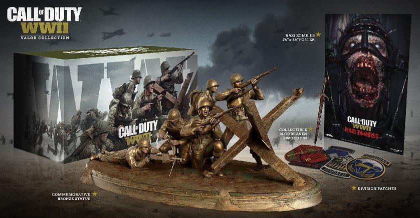 Představena Valor edice Call of Duty: WW2 148072