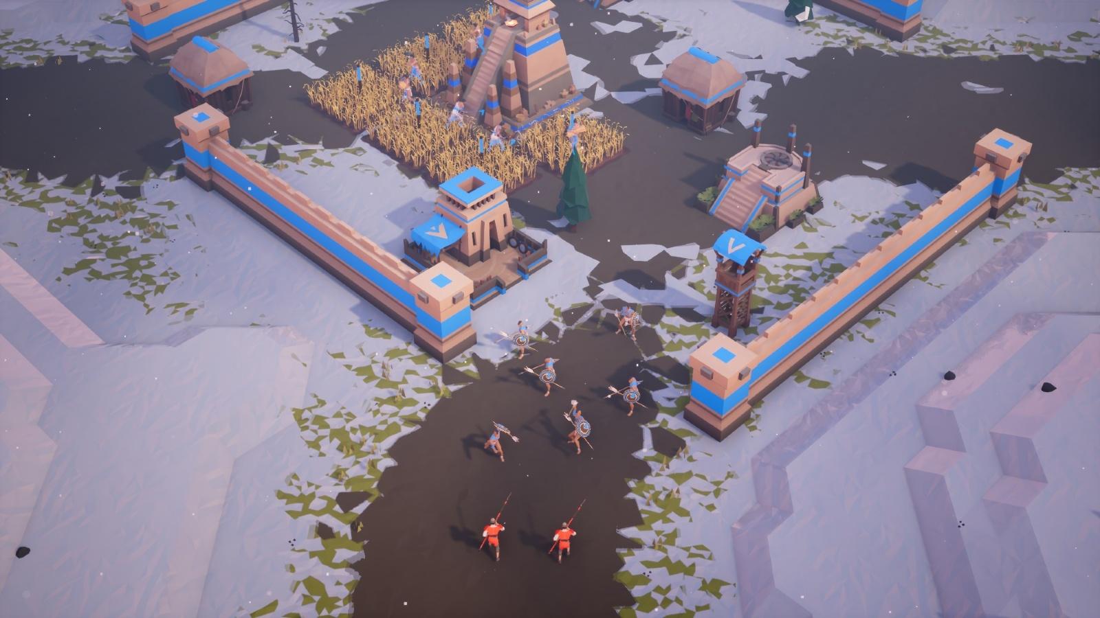Chybí vám Age of Empires? Náhradou může být Empires Apart 148137