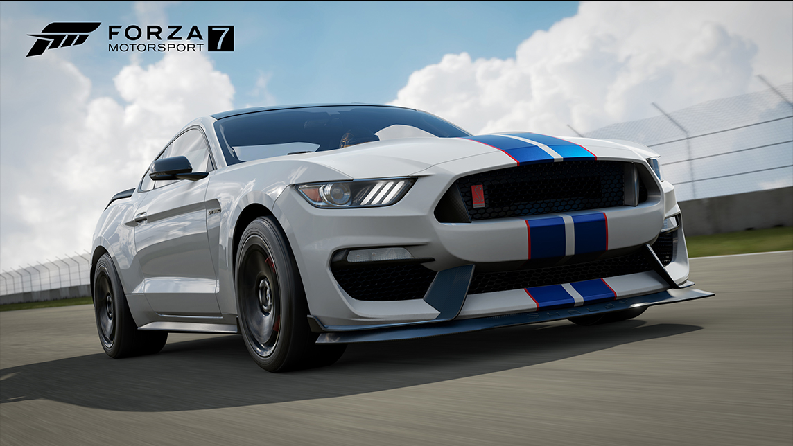 Forza Motorsport 7 představila americké krásky 148144