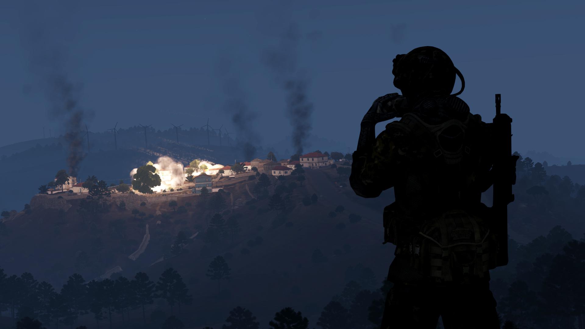 S DLC Laws of War pro Armu 3 poznáte bojiště z pohledu humanitární organizace 148217