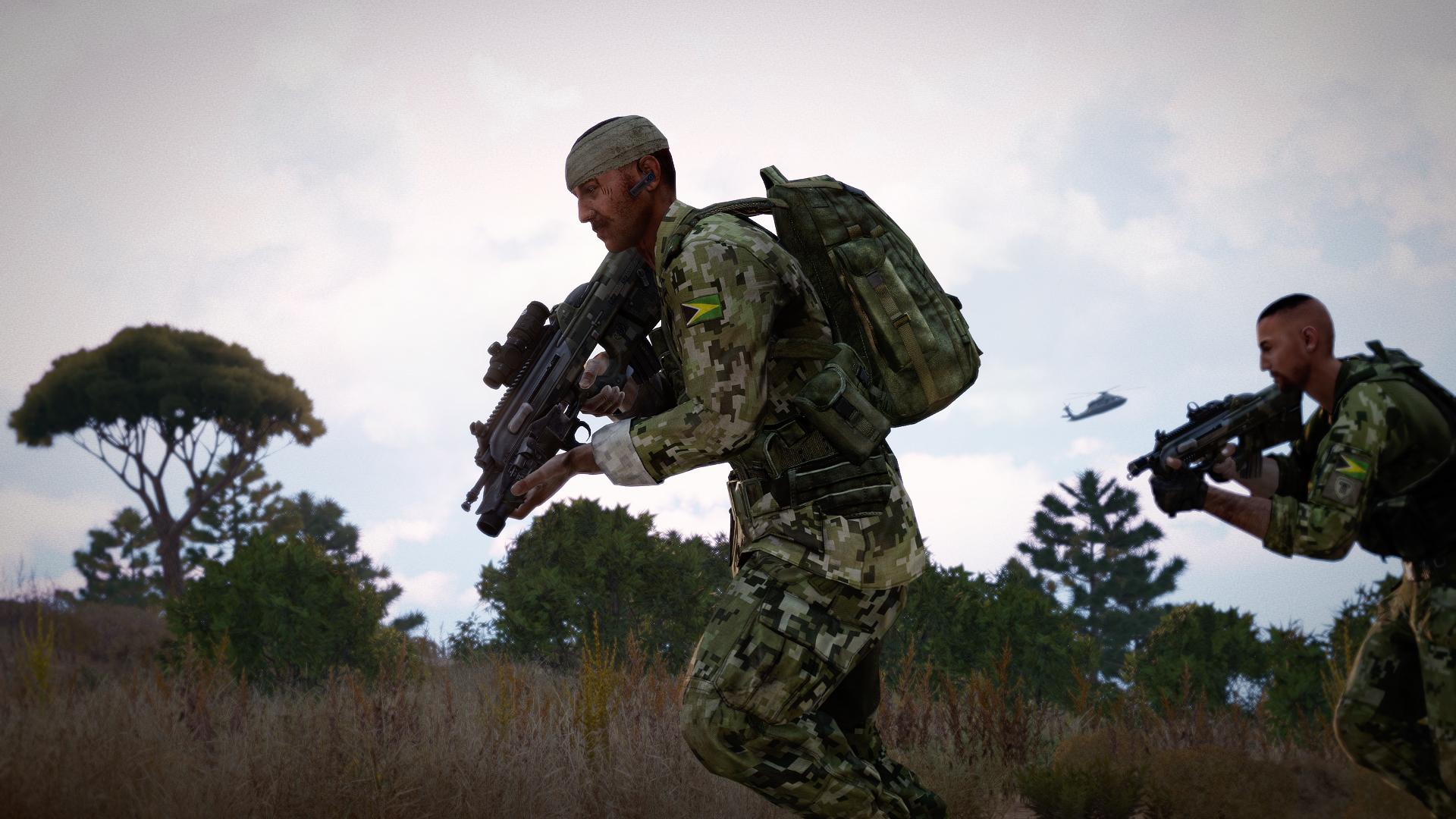 S DLC Laws of War pro Armu 3 poznáte bojiště z pohledu humanitární organizace 148218