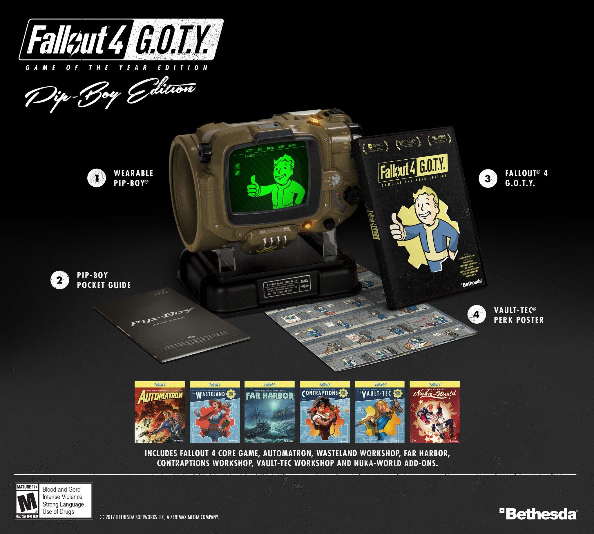 Oznámena kompletní edice Falloutu 4 148226