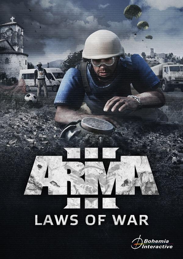 S DLC Laws of War pro Armu 3 poznáte bojiště z pohledu humanitární organizace 148227