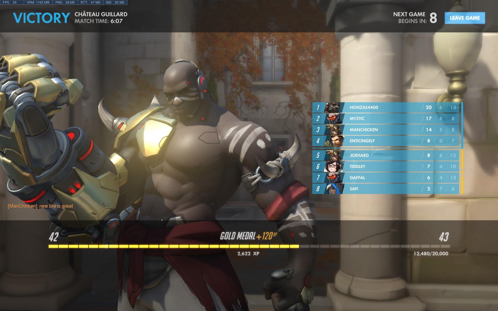 Overwatch bude mít Deathmatch a Team Deathmatch 148258