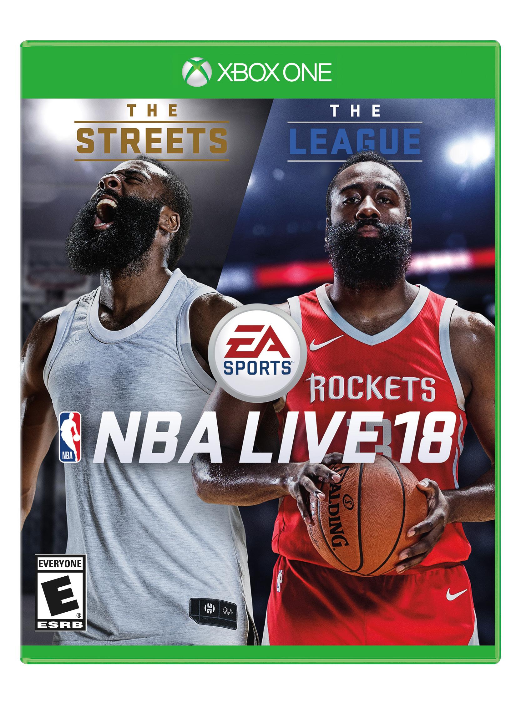 Demo NBA Live 18, datum vydání a další informace 148259