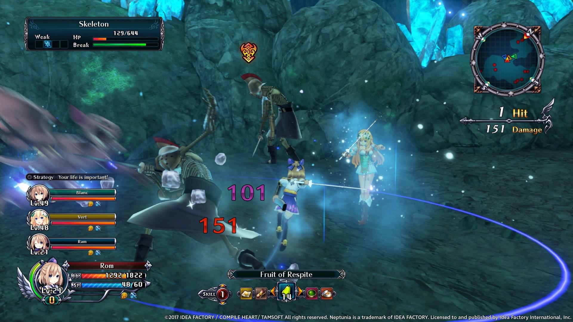 Onlineovka Cyberdimension Neptunia: 4 Goddesses Online nakonec vyjde už v půlce října 148382