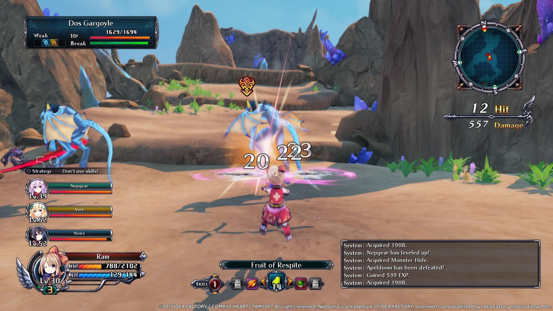 Onlineovka Cyberdimension Neptunia: 4 Goddesses Online nakonec vyjde už v půlce října 148384