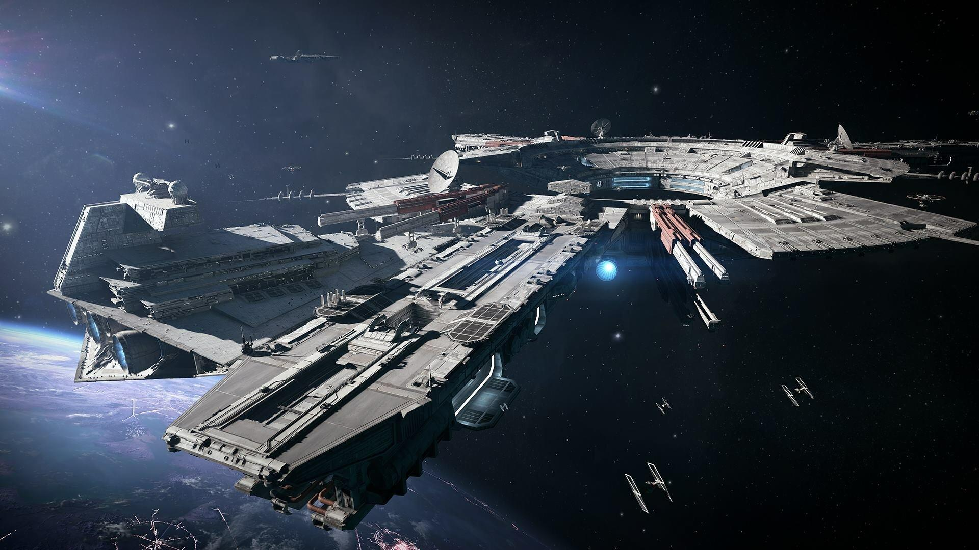 Detaily o vesmírné bitvě Star Wars: Battlefrontu 2, kterou uvidíme na Gamescomu 148395