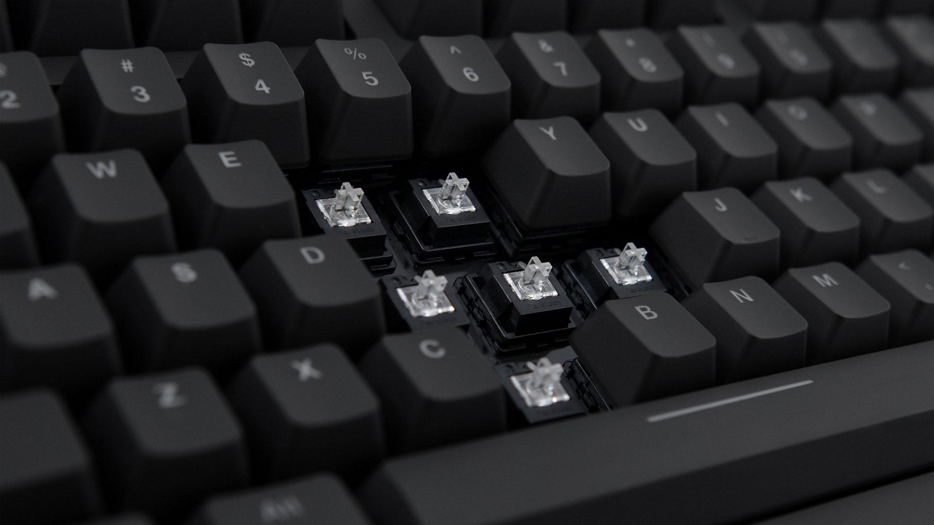 ZOWIE by BenQ Celeritas II klávesnice, která tě nenechá ve štychu 148476