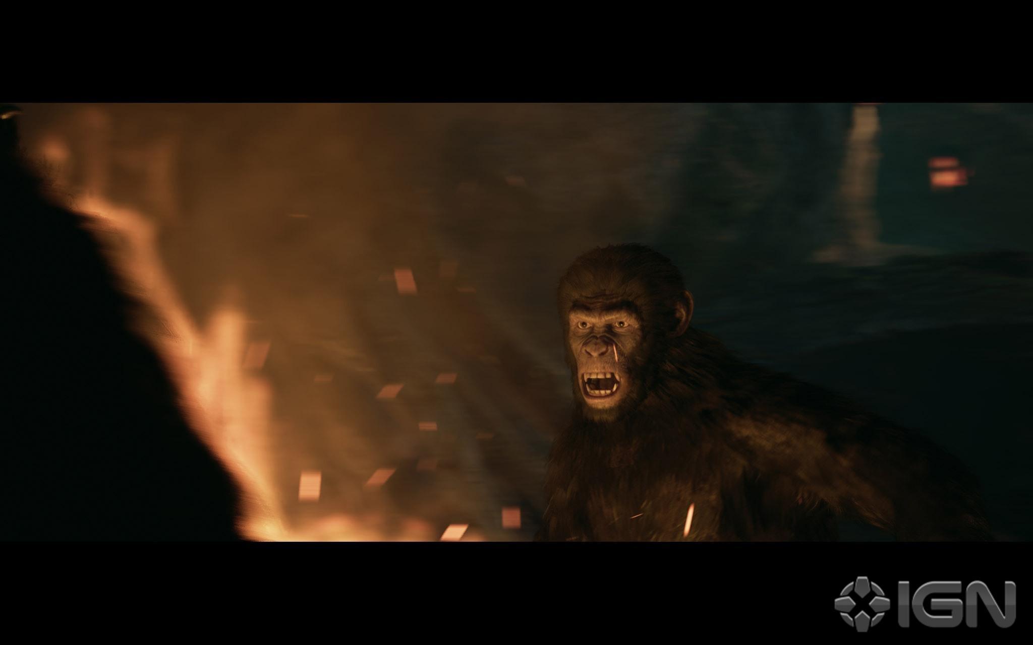 Nová hra na motivy Planety opic se zaměřuje pouze na vaše rozhodování 148483