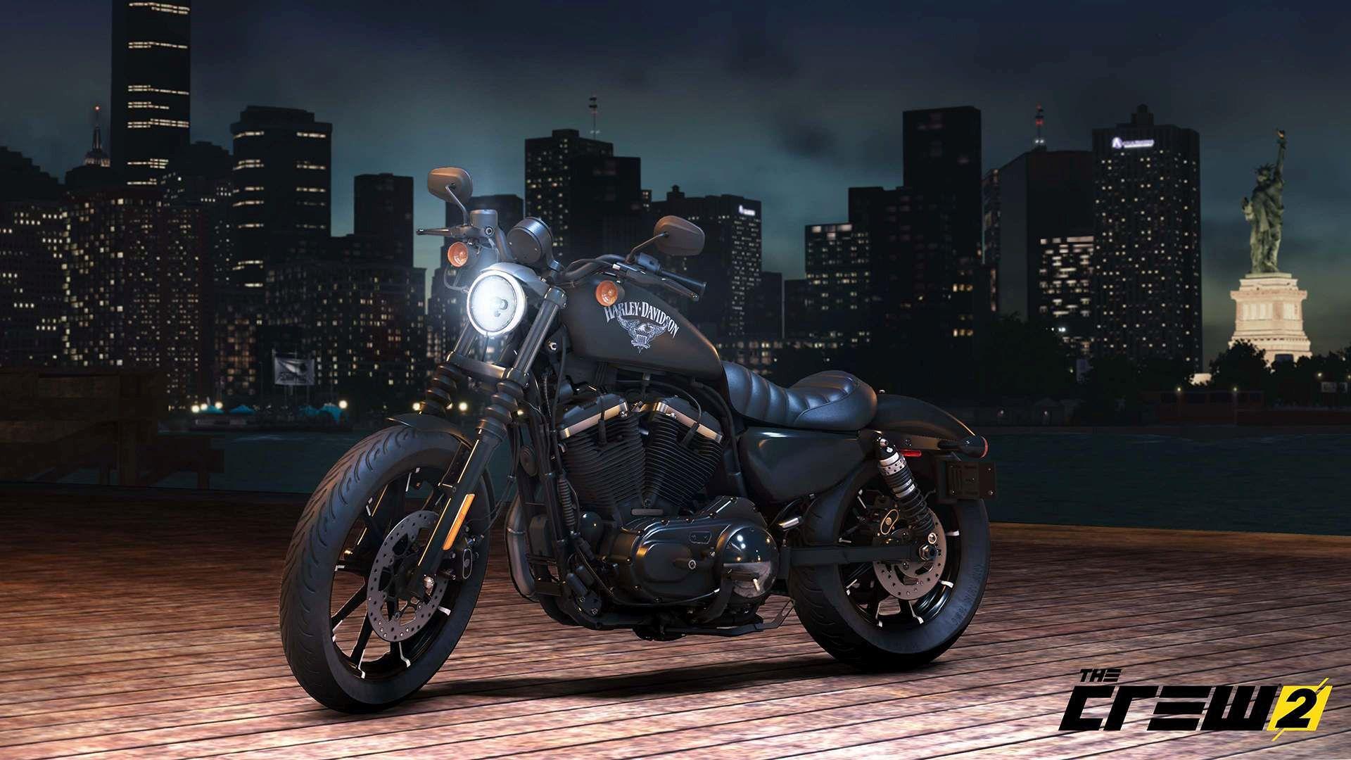 Motocykly Harley-Davidson exkluzivně v The Crew 2 148514