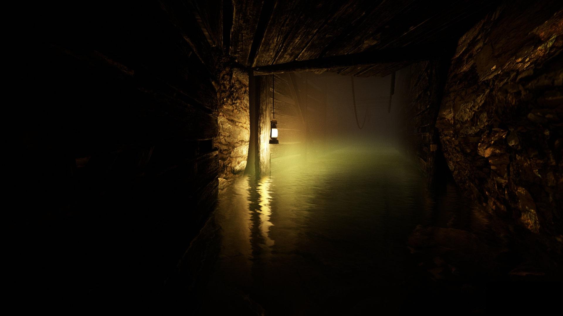 Lucerna a reflexy vám pomohou přežít ve hře The Land of Pain 148521