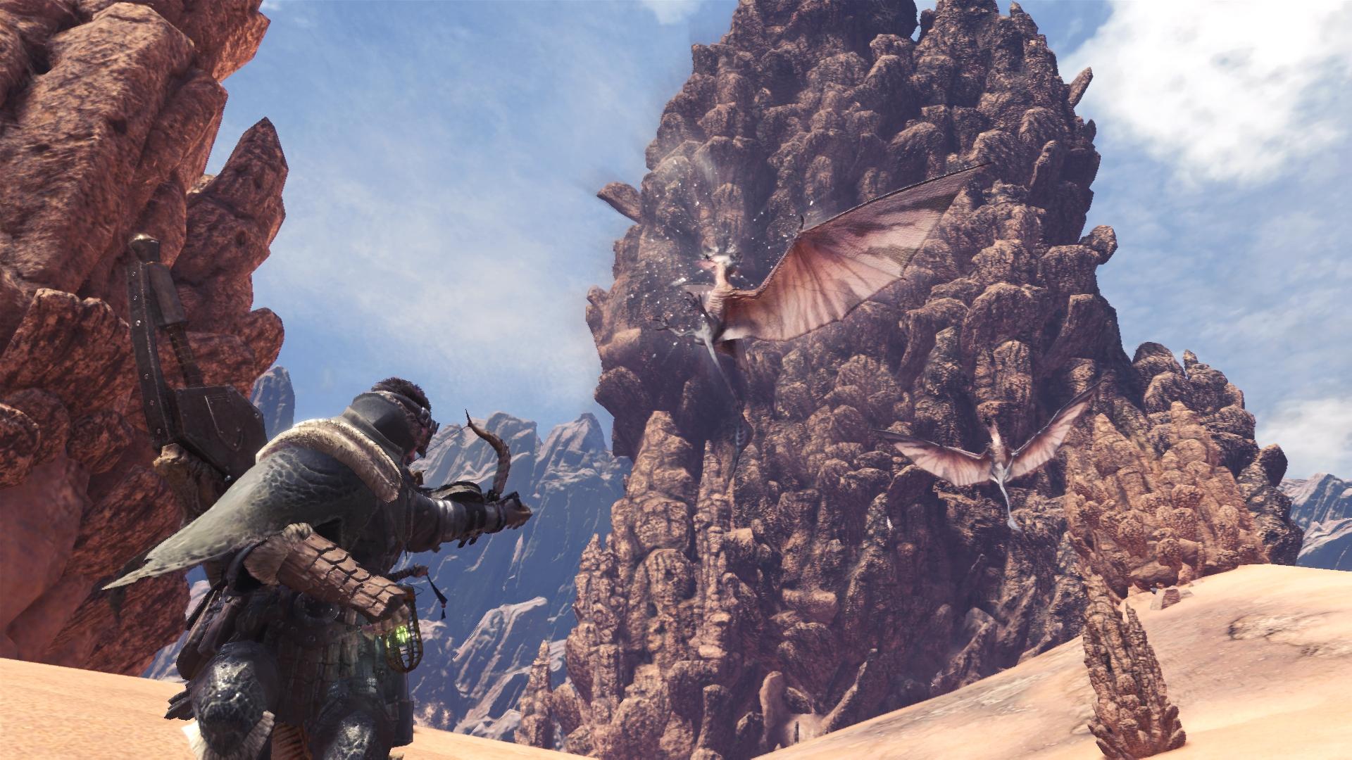 Monster Hunter: World ve dvou nových trailerech a sadě screenshotů 148548