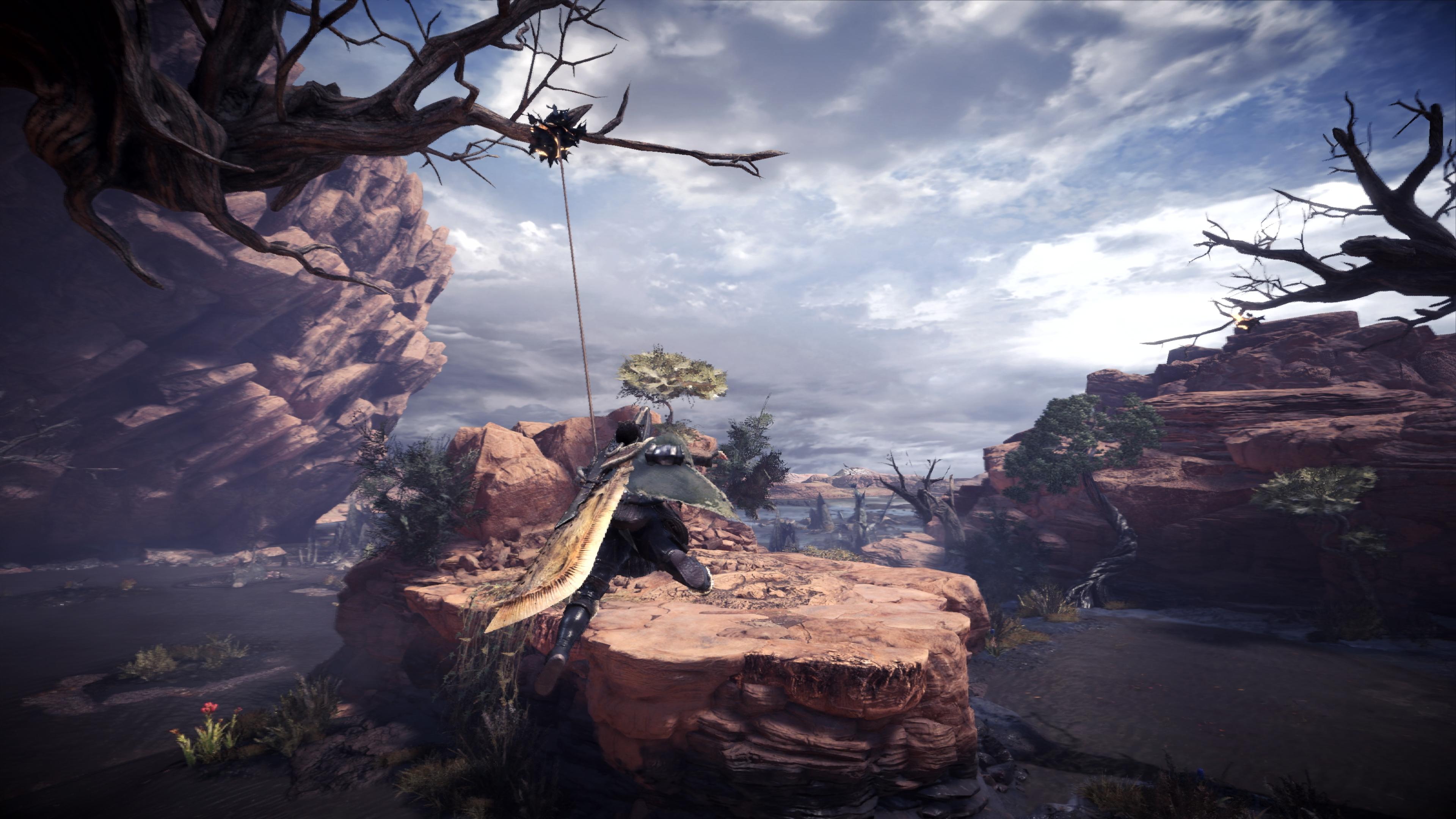 Monster Hunter: World ve dvou nových trailerech a sadě screenshotů 148549