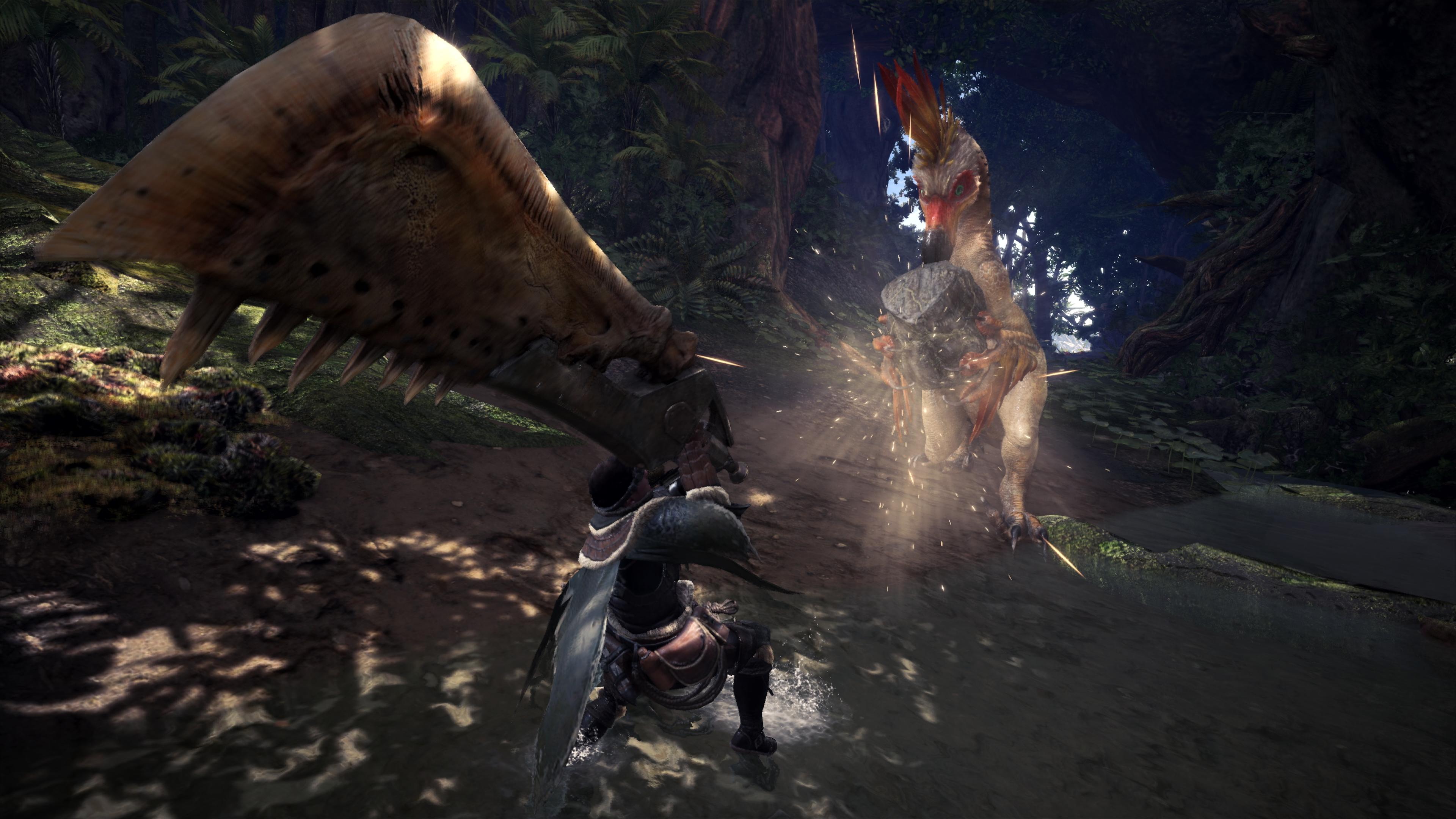 Monster Hunter: World ve dvou nových trailerech a sadě screenshotů 148557