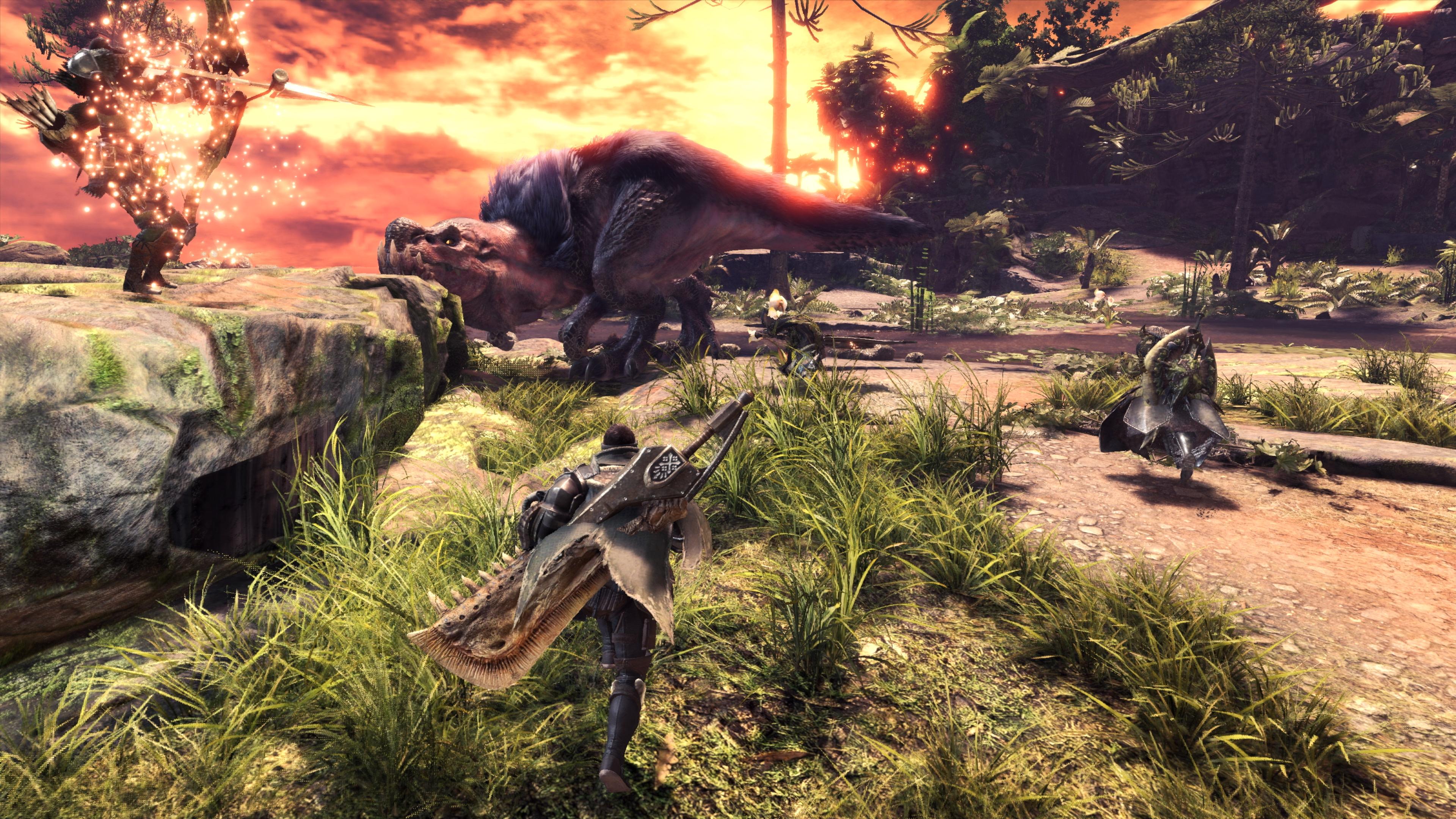 Monster Hunter: World ve dvou nových trailerech a sadě screenshotů 148558