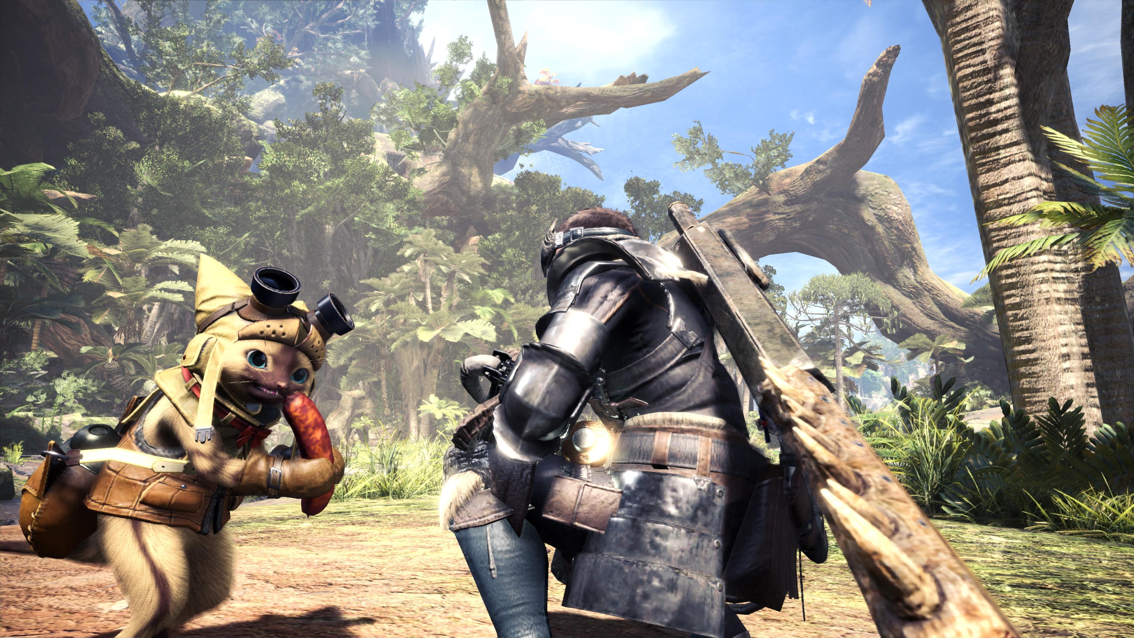 Monster Hunter: World ve dvou nových trailerech a sadě screenshotů 148560