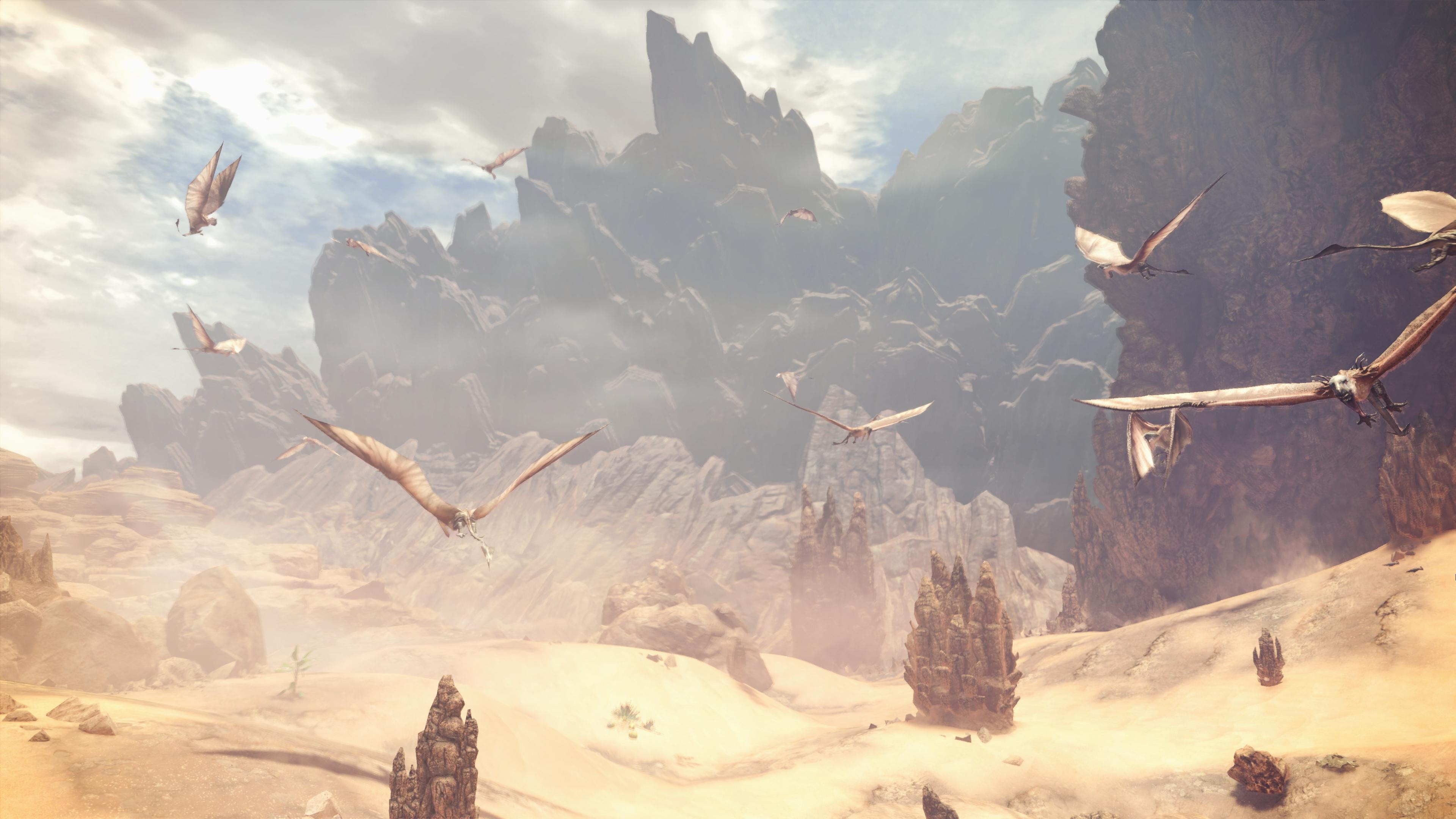 Monster Hunter: World ve dvou nových trailerech a sadě screenshotů 148562