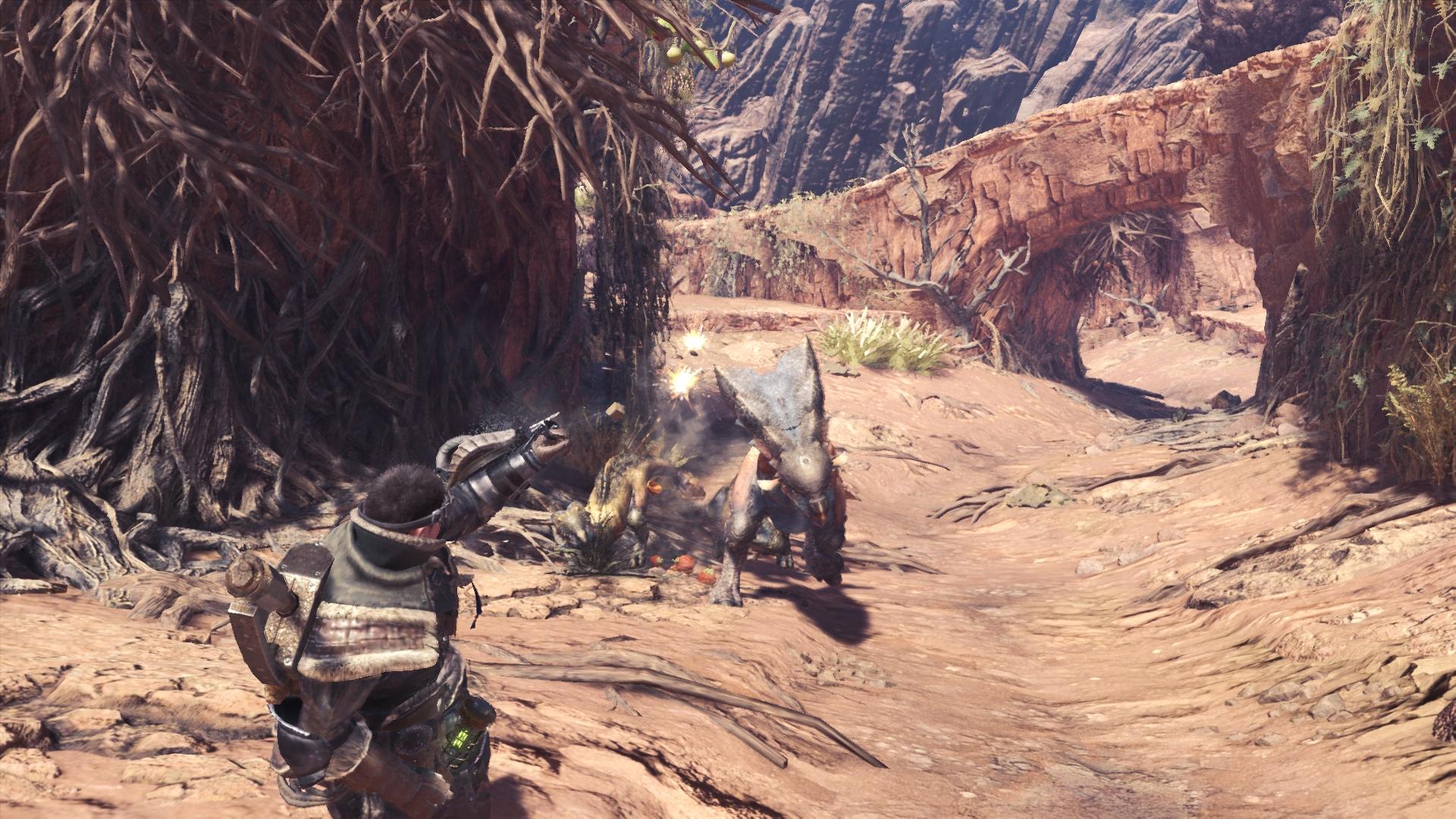 Monster Hunter: World ve dvou nových trailerech a sadě screenshotů 148564