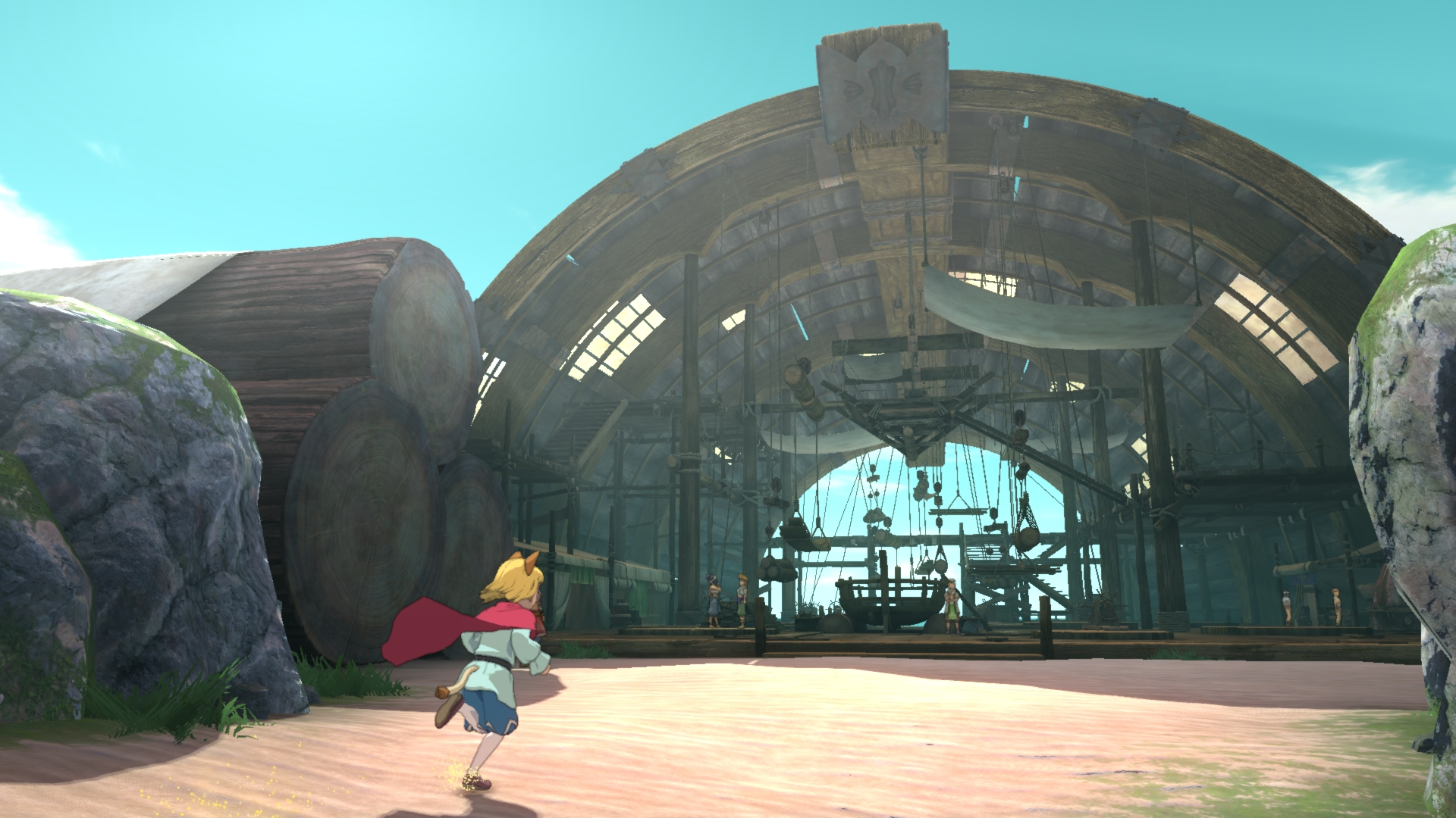 Ni no Kuni II: Revenant Kingdom v traileru a na screenshotech pro letošní Gamescom 148571