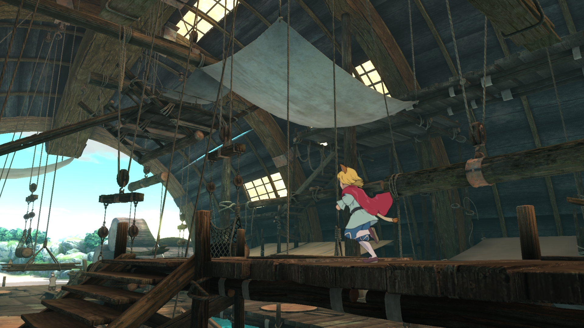 Ni no Kuni II: Revenant Kingdom v traileru a na screenshotech pro letošní Gamescom 148572