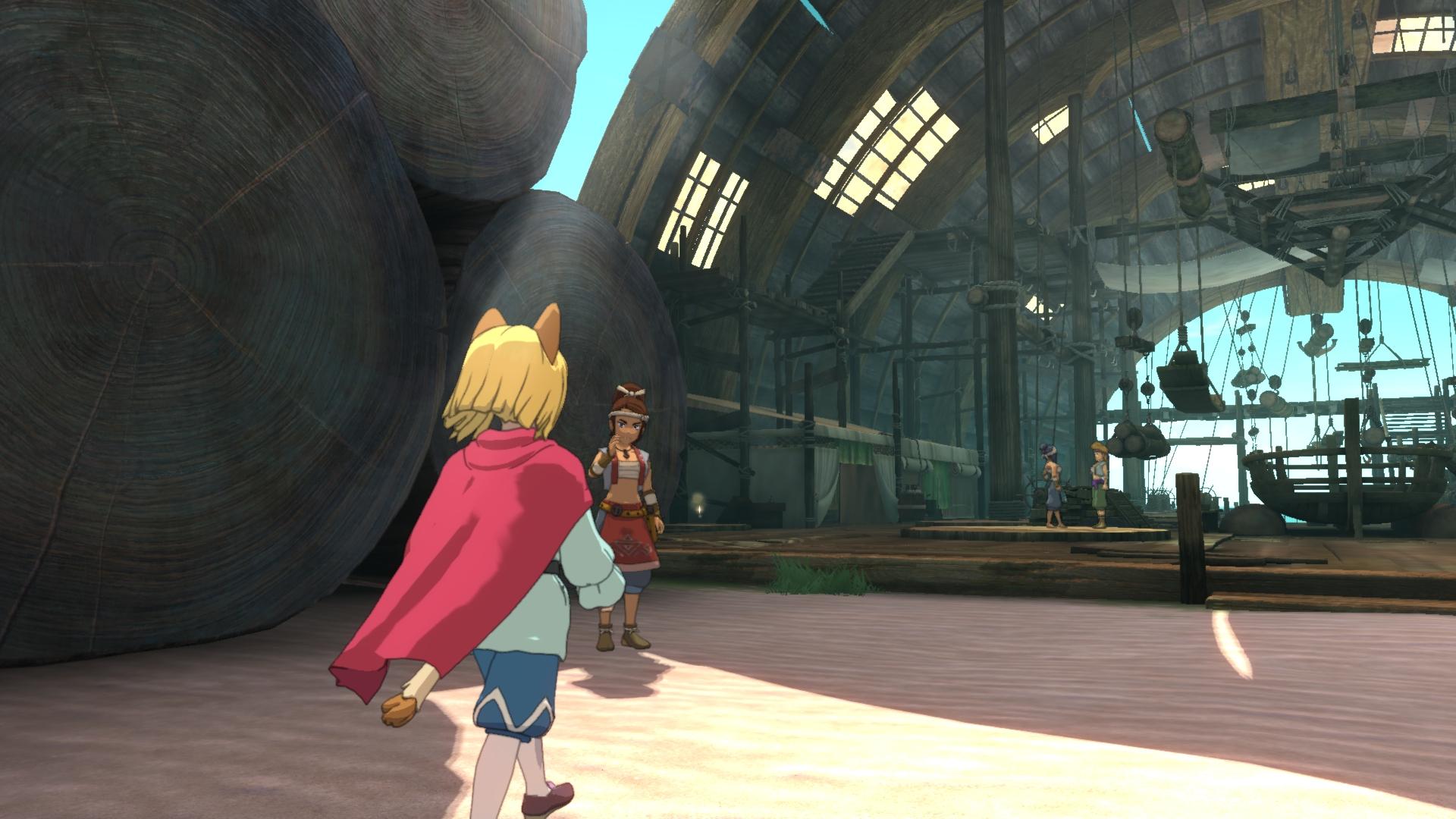 Ni no Kuni II: Revenant Kingdom v traileru a na screenshotech pro letošní Gamescom 148573