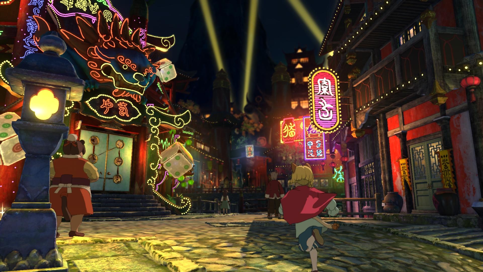 Ni no Kuni II: Revenant Kingdom v traileru a na screenshotech pro letošní Gamescom 148575