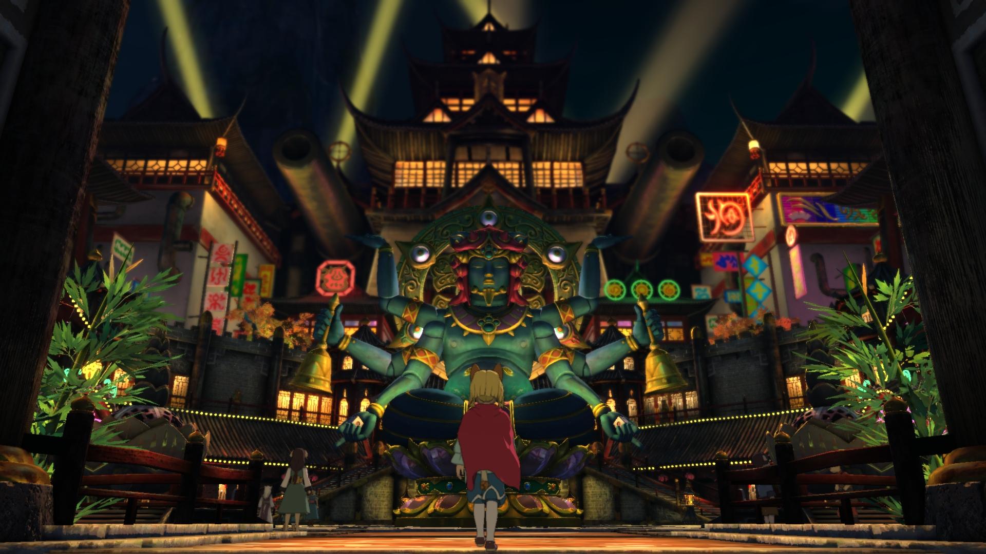 Ni no Kuni II: Revenant Kingdom v traileru a na screenshotech pro letošní Gamescom 148576