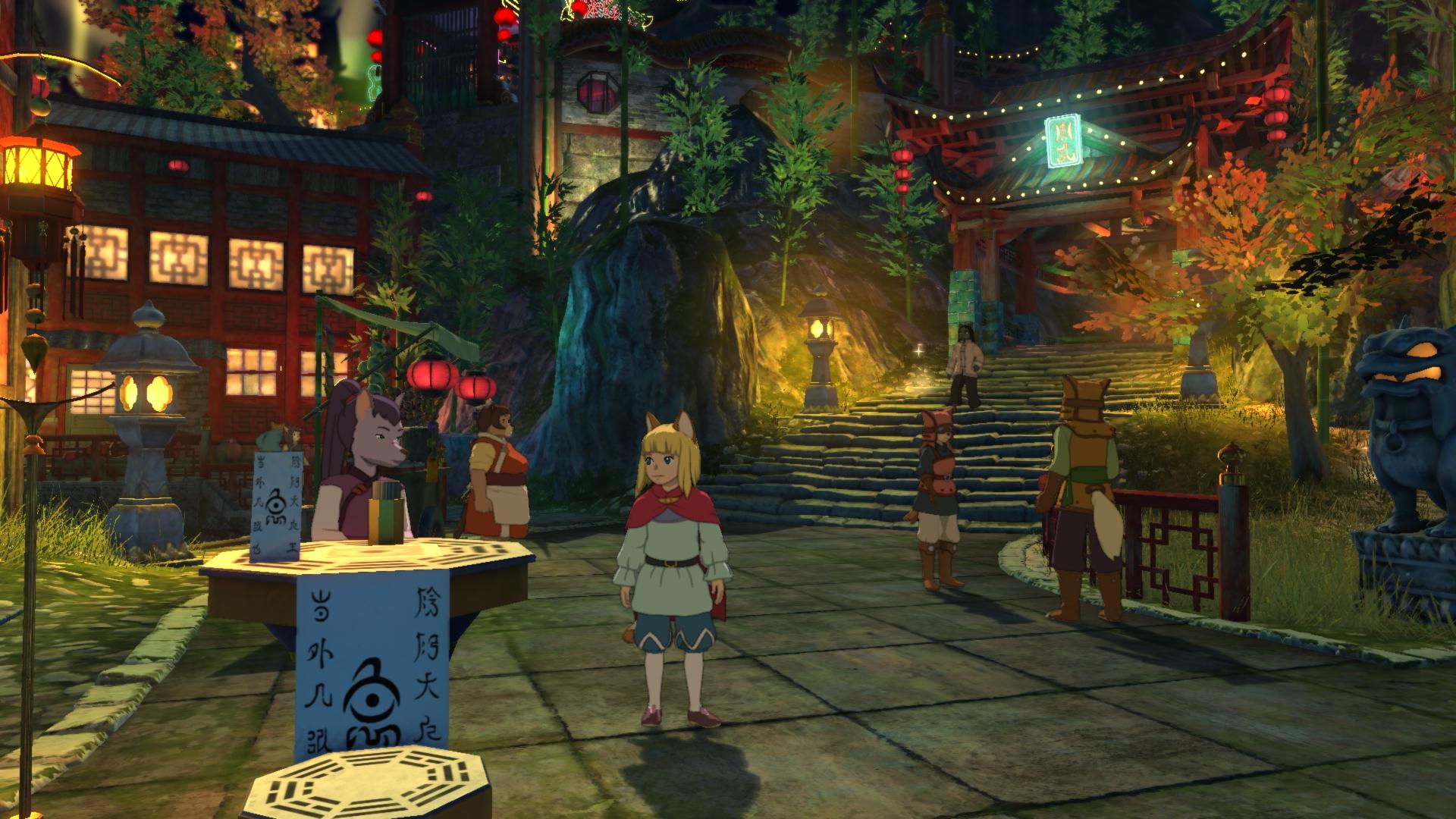 Ni no Kuni II: Revenant Kingdom v traileru a na screenshotech pro letošní Gamescom 148577