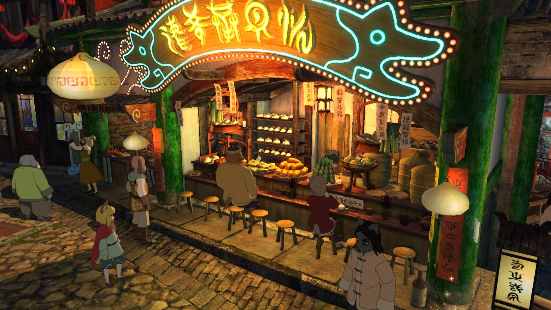 Ni no Kuni II: Revenant Kingdom v traileru a na screenshotech pro letošní Gamescom 148578
