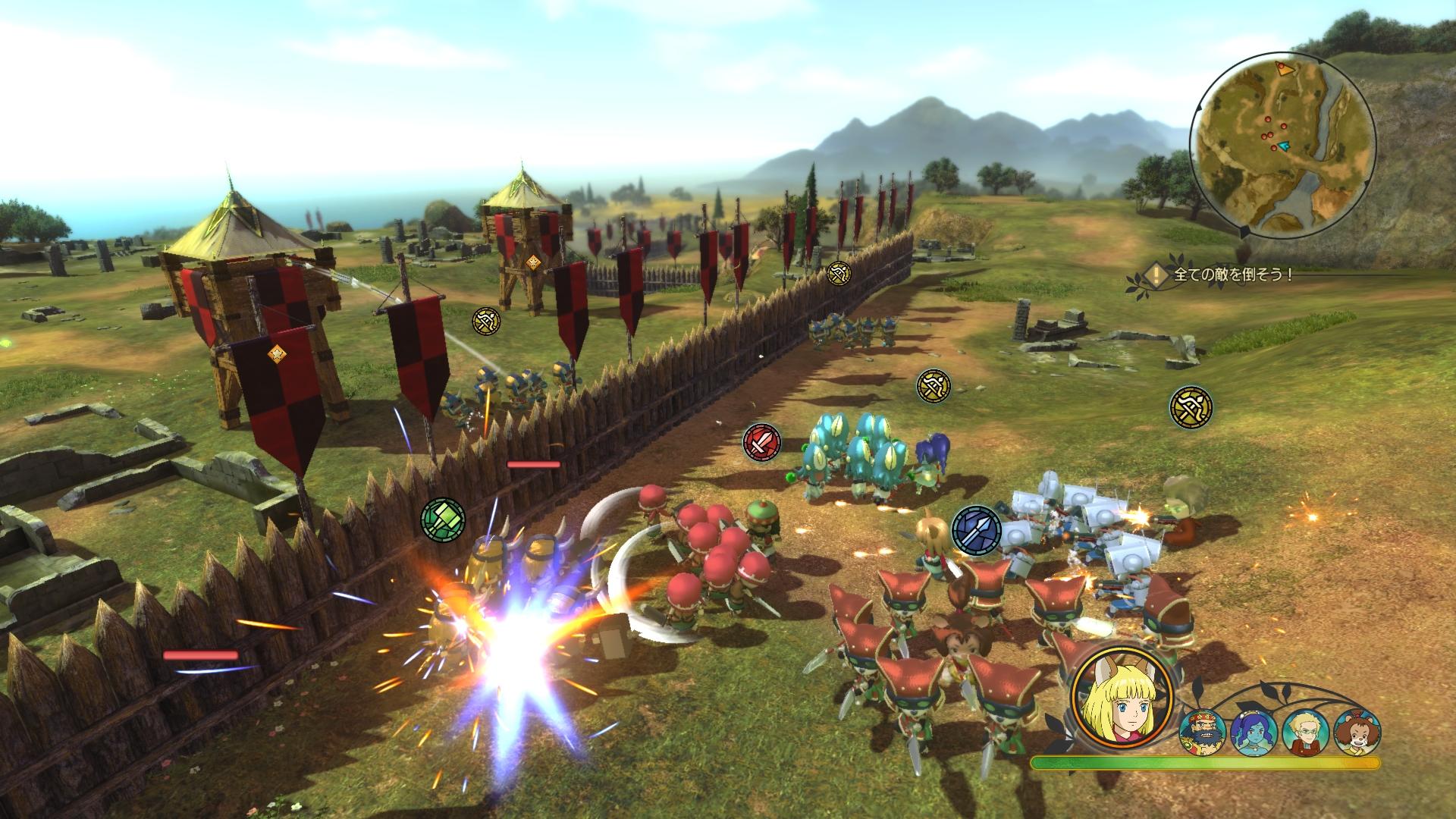 Ni no Kuni II: Revenant Kingdom v traileru a na screenshotech pro letošní Gamescom 148579